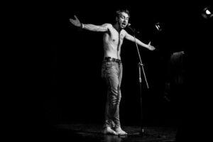 Autor: Petr Palarčík, Slam poetry Olomouc